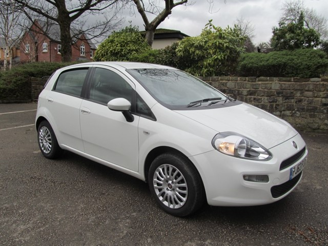 used Fiat Punto POP in lancashire