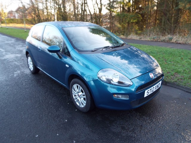 used Fiat Punto EASY in lancashire