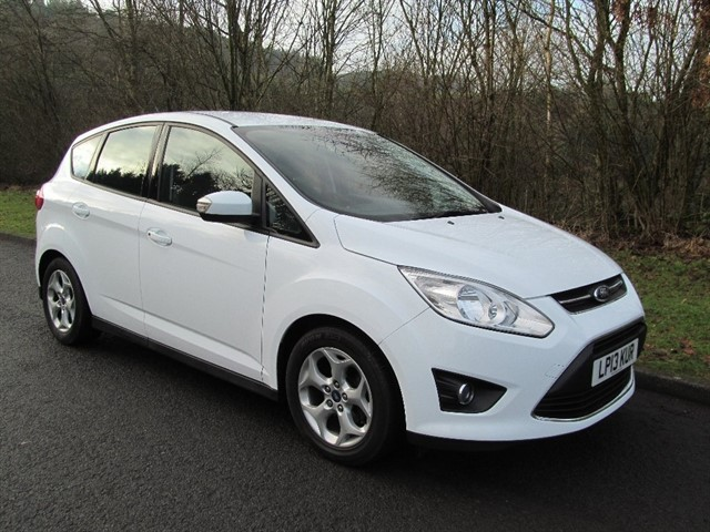used Ford C-Max Zetec 5dr in lancashire