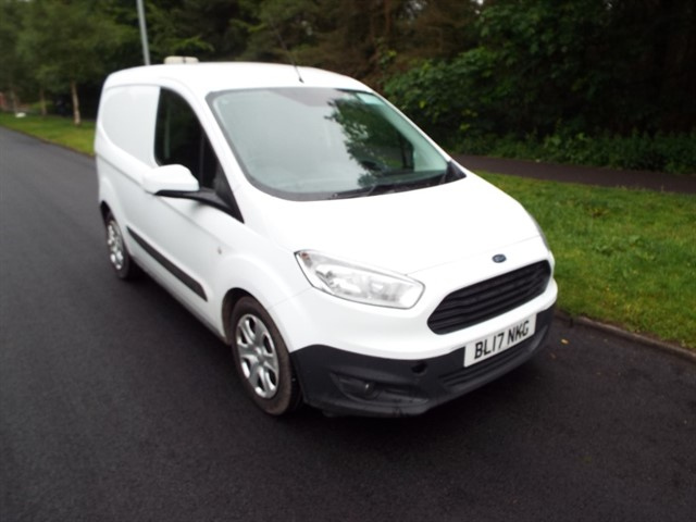 used Ford Courier TREND TDCI in lancashire
