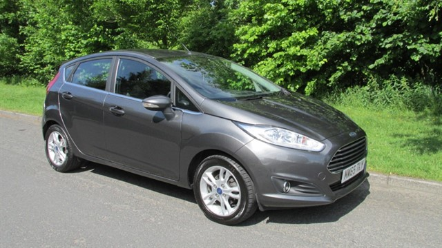 used Ford Fiesta ZETEC TDCI in lancashire