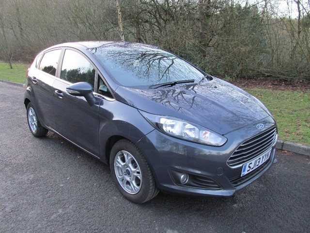 used Ford Fiesta TDCi ECOnetic Titanium (s/s) 5dr in lancashire