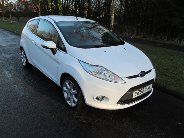 used Ford Fiesta Zetec 3dr in lancashire