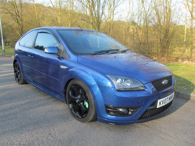used Ford Focus SIV ST-2 3dr in lancashire