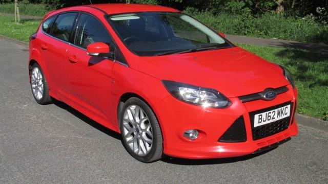 used Ford Focus ZETEC S in lancashire