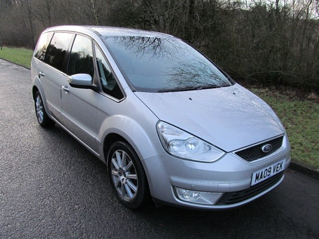 used Ford Galaxy TDCi Ghia 5dr in lancashire