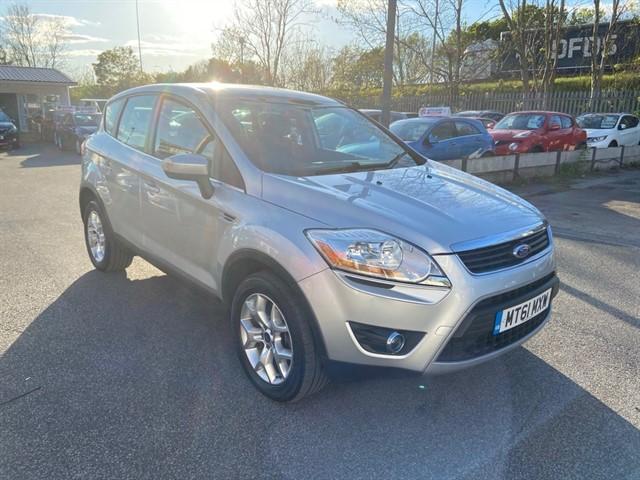 used Ford Kuga ZETEC TDCI in lancashire