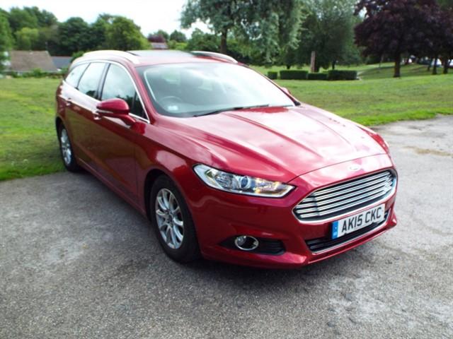 used Ford Mondeo TITANIUM ECONETIC TDCI in lancashire
