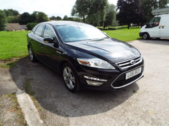 used Ford Mondeo TITANIUM TDCI in lancashire