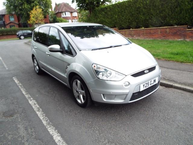 used Ford S-Max TITANIUM TDCI in lancashire