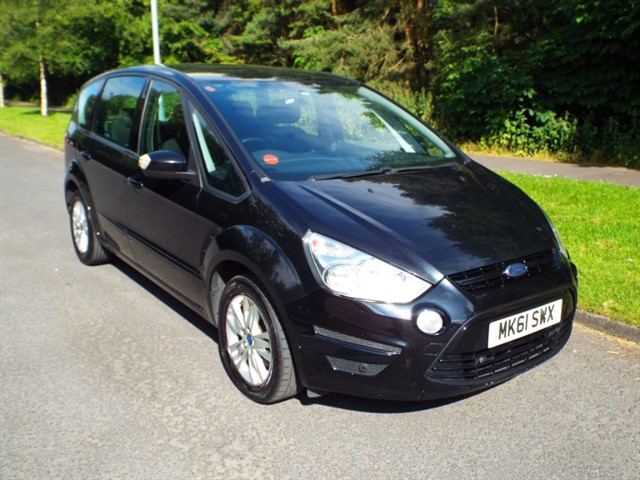 used Ford S-Max ZETEC TDCI in lancashire