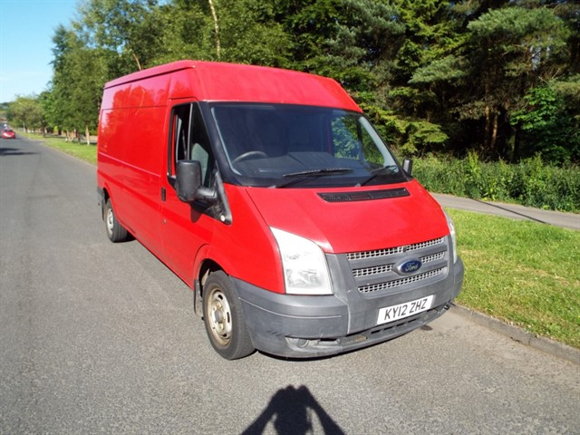used Ford Transit 300 P/V in lancashire