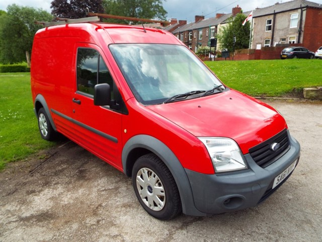 used Ford Transit Connect T230 HR P/V in lancashire