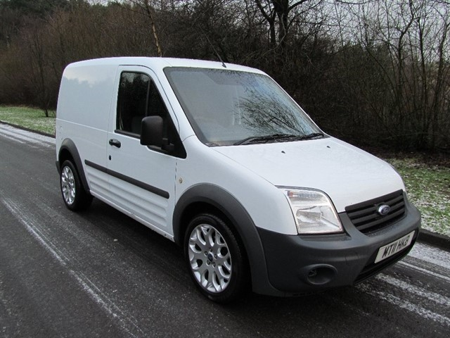 used Ford Transit Connect TDCi T200 SWB Panel Van 4dr DPF in lancashire