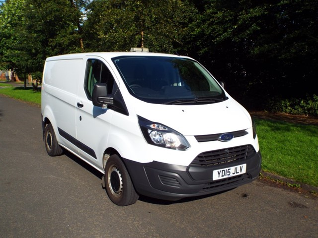 used Ford Transit Custom 270 LR P/V in lancashire