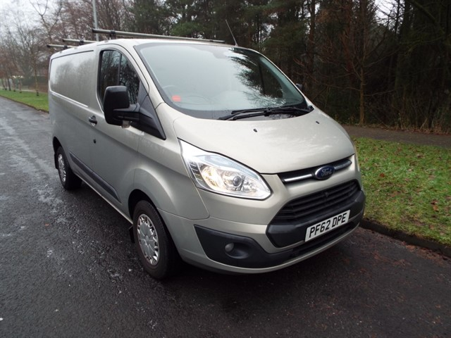 used Ford Transit Custom 270 TREND LR P/V in lancashire