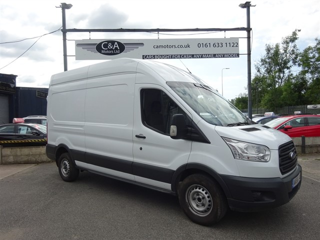used Ford Transit 350 H/R P/V in lancashire