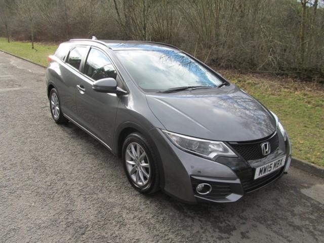 used Honda Civic I-DTEC SE PLUS TOURER in lancashire