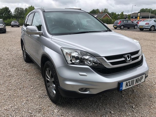 used Honda CR-V I-DTEC ES in lancashire