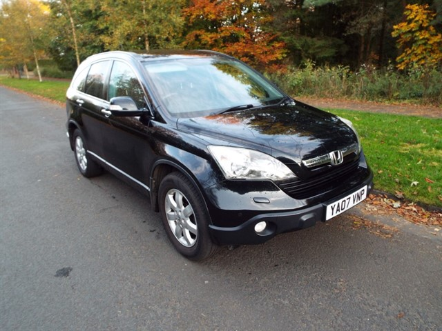 used Honda CR-V VTEC ES in lancashire