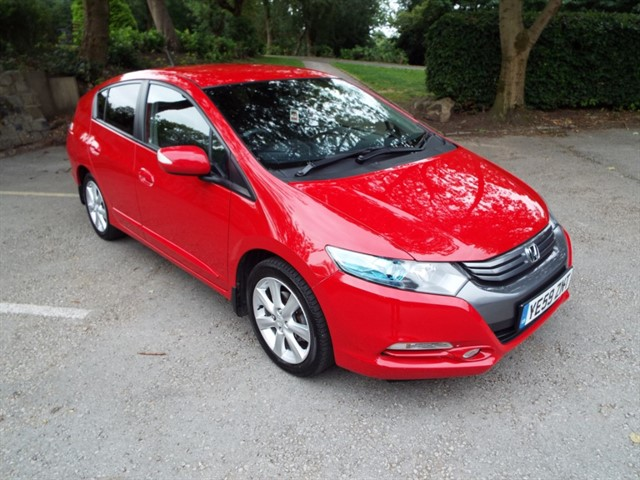 used Honda Insight IMA ES-T in lancashire