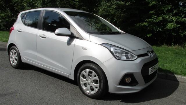 used Hyundai i10 SE in lancashire