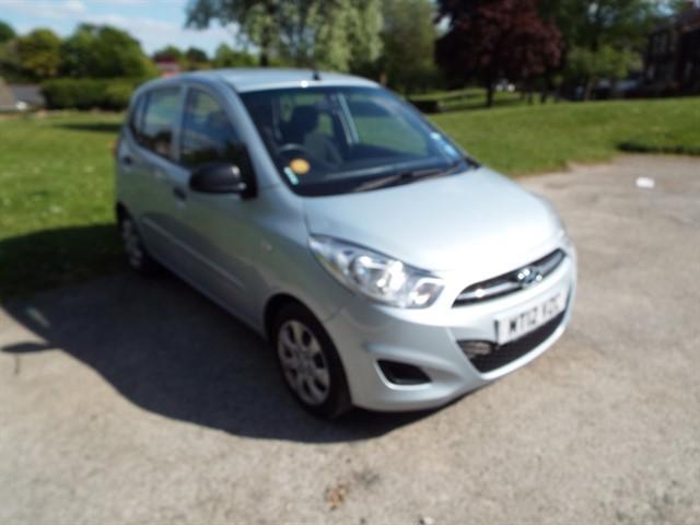 used Hyundai i10 CLASSIC in lancashire