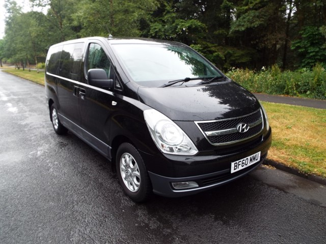 used Hyundai i800 CRDI STYLE in lancashire