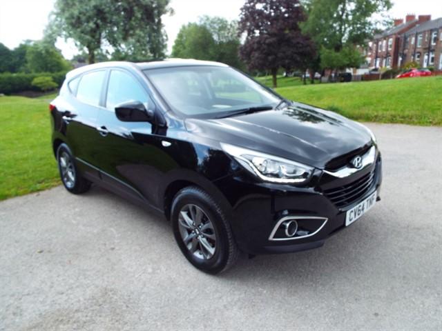 used Hyundai ix35 GDI S in lancashire