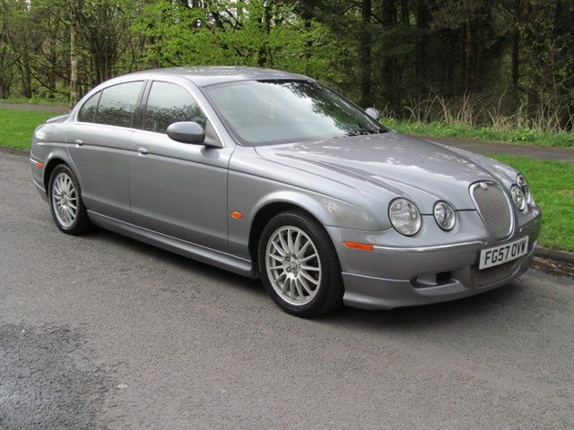 used Jaguar S-Type D XS in lancashire