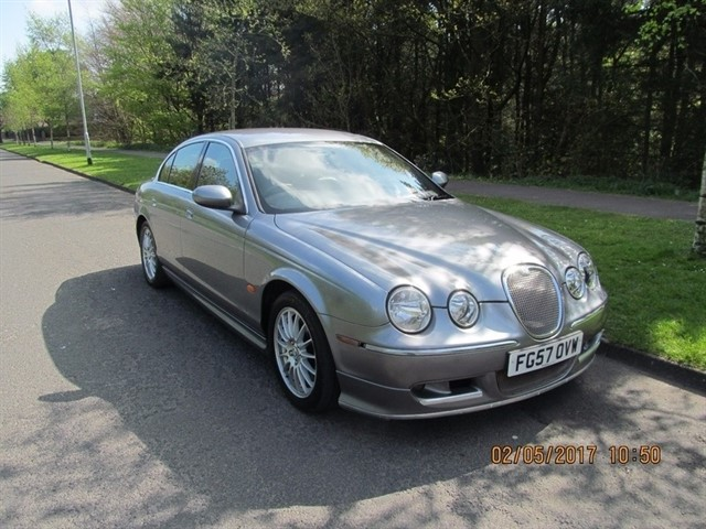 used Jaguar S-Type D V6 XS in lancashire