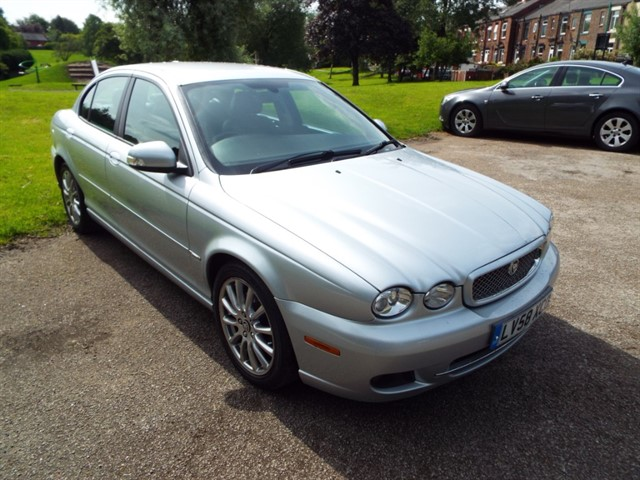 used Jaguar X-Type S in lancashire