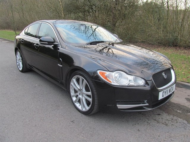 used Jaguar XF TD V6 S Premium Luxury Saloon 4dr Automatic (179 g/km, 271 bhp) in lancashire