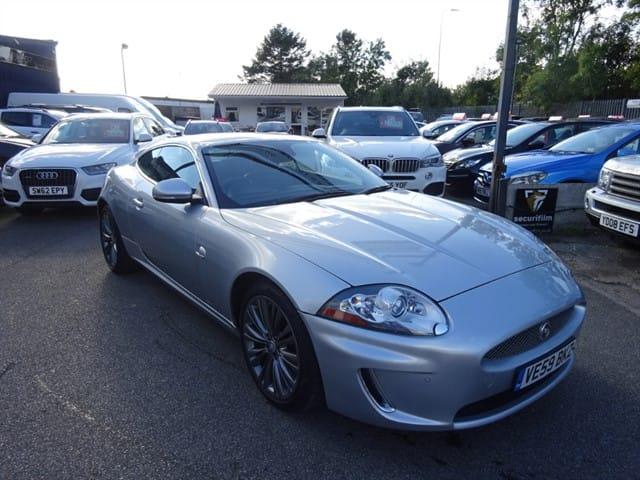 used Jaguar XK XK in lancashire