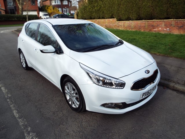 used Kia Ceed 2 in lancashire