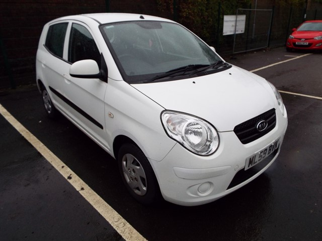 used Kia Picanto 1 in lancashire