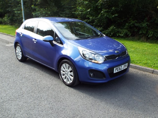 used Kia Rio 2 ECODYNAMICS in lancashire