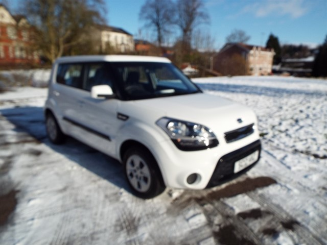 used Kia Soul 1 in lancashire