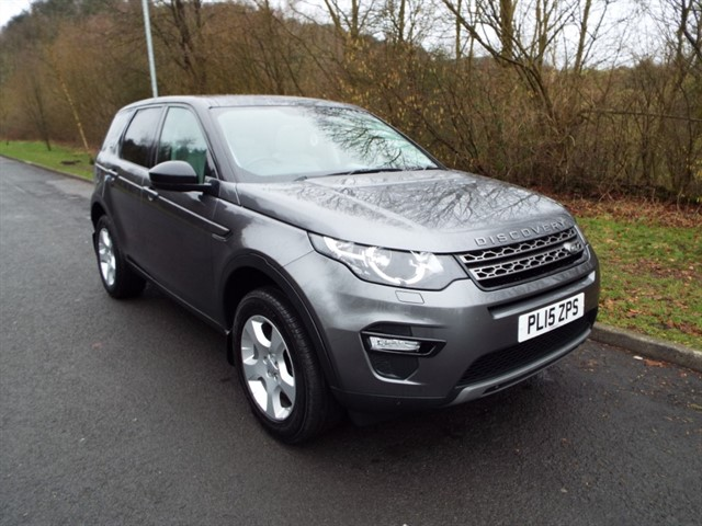 used Land Rover Discovery Sport TD4 SE TECH in lancashire
