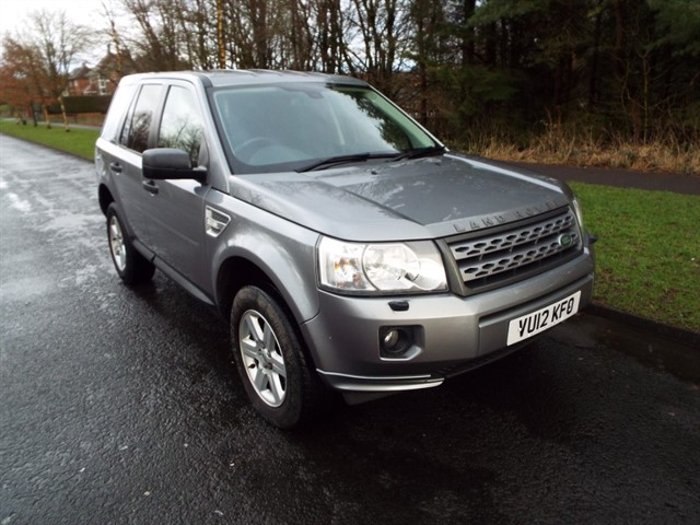 used Land Rover Freelander ED4 GS in lancashire