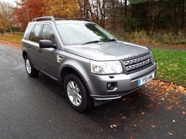 used Land Rover Freelander TD4 XS in lancashire