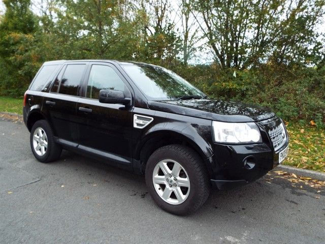 used Land Rover Freelander TD4 GS in lancashire