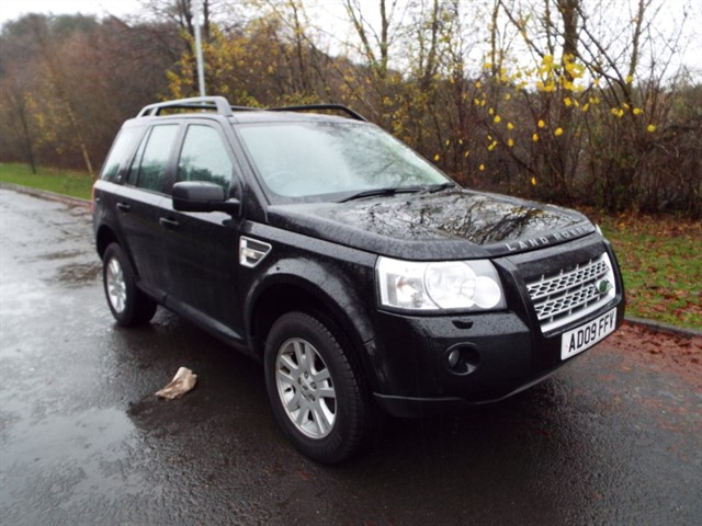 used Land Rover Freelander TD4 E XS in lancashire