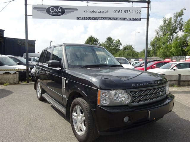 used Land Rover Range Rover TD6 VOGUE in lancashire