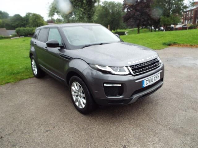 used Land Rover Range Rover Evoque ED4 SE TECH in lancashire