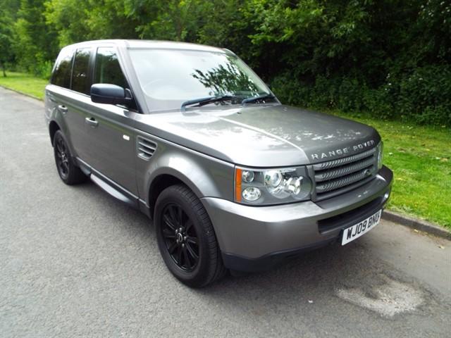 used Land Rover Range Rover Sport TDV6 S in lancashire