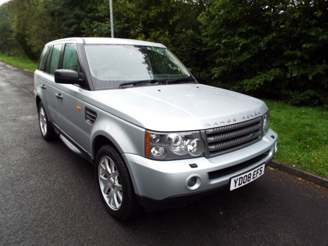 used Land Rover Range Rover Sport TDV6 HSE in lancashire