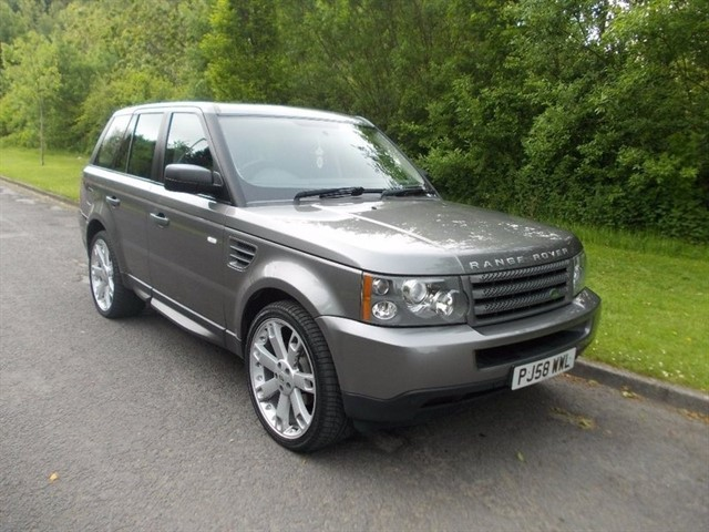 used Land Rover Range Rover Sport Sport TD V6 S 5dr in lancashire