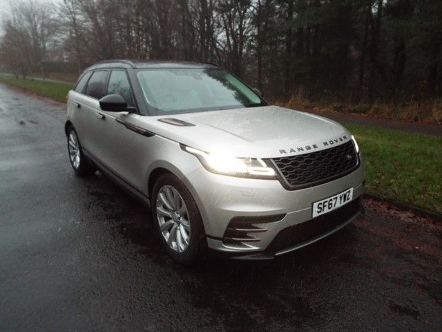 used Land Rover Range Rover Velar R-DYNAMIC S in lancashire