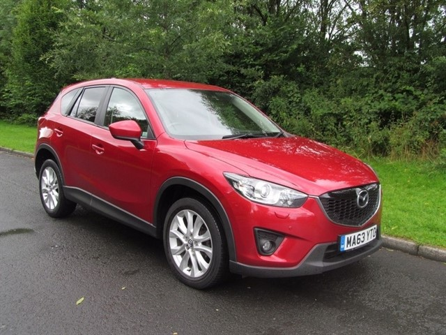 used Mazda CX-5 D 2WD SPORT 150PS in lancashire